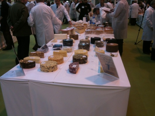 World Cheese Adwards