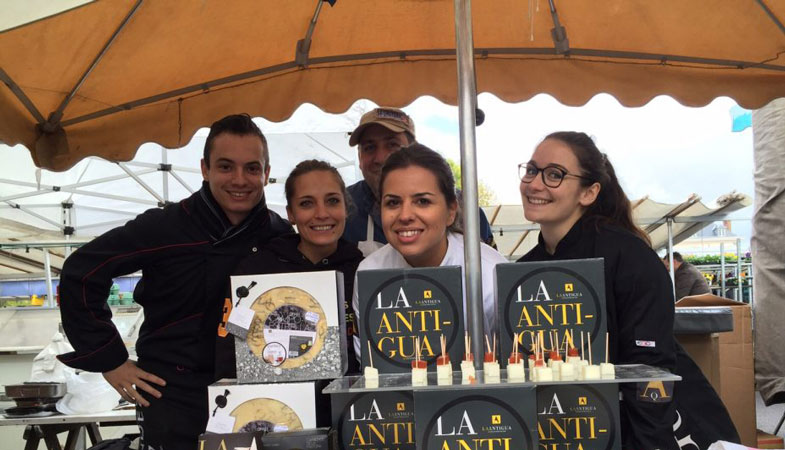 Fin de semana Parisino - Mercado Fontainebleu