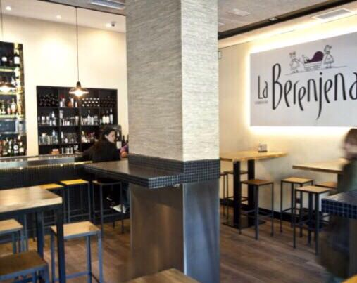 La Berenjena, uno de los restaurantes Tasting MAD