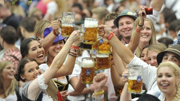 Oktoberfest (Fiesta de Octubre en Alemania)