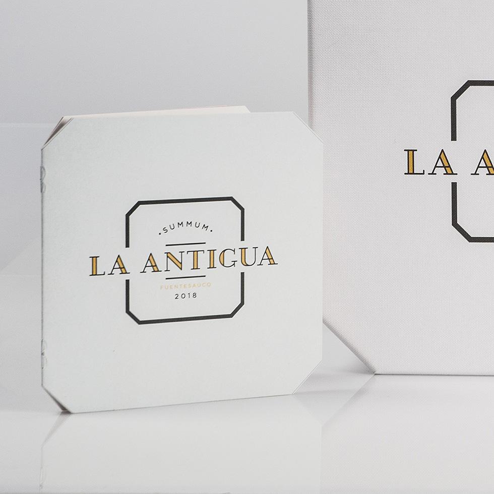 La Antigua Summum 2018. Cabás sheep cheese in wedges